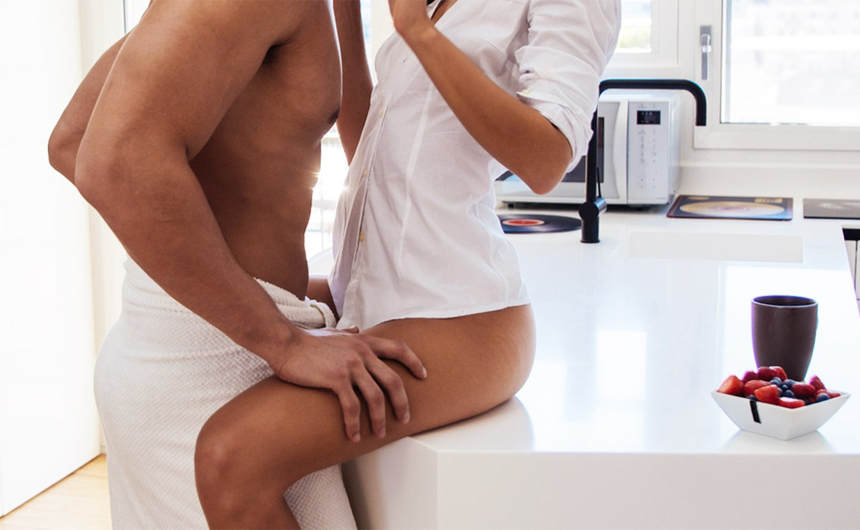 Kick it up another notch - everything you needed to know about kitchen sex